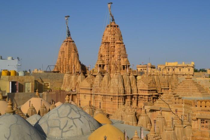 Ciudad de Jaisalmer India