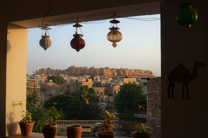 Fuerte de Jaisalmer La India