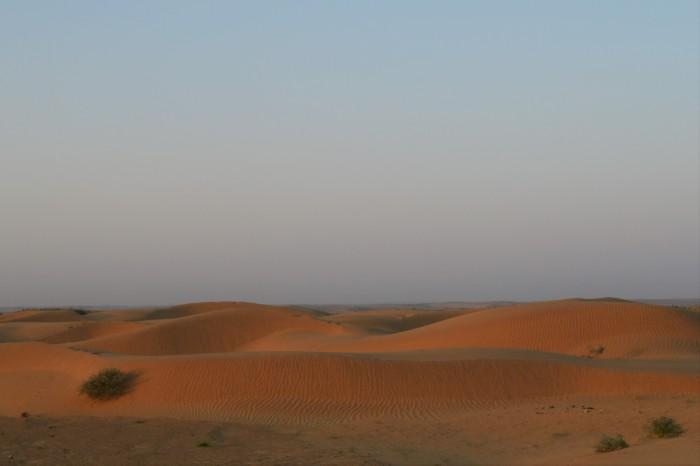 mejor amanecer en el desierto