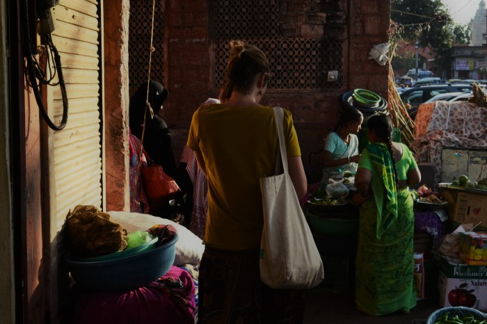 Tripolia Jaipur La India