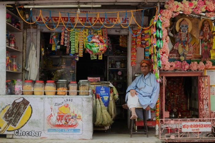 Jaipur ciudad rosa