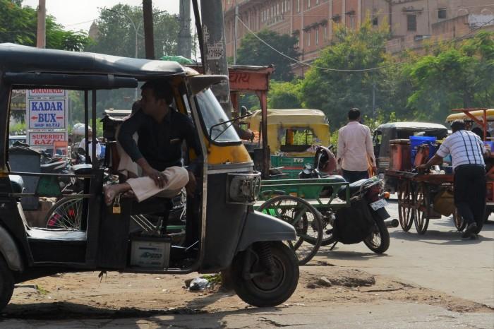 Jaipur Rickshaw India