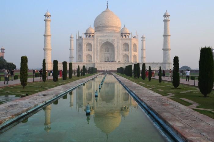 Taj Mahal La India