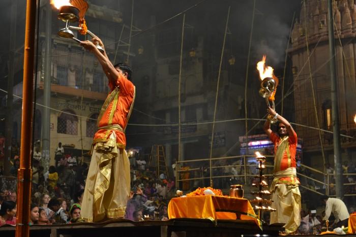 Varanasi morir