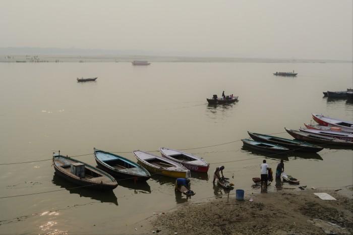 Ganges La India