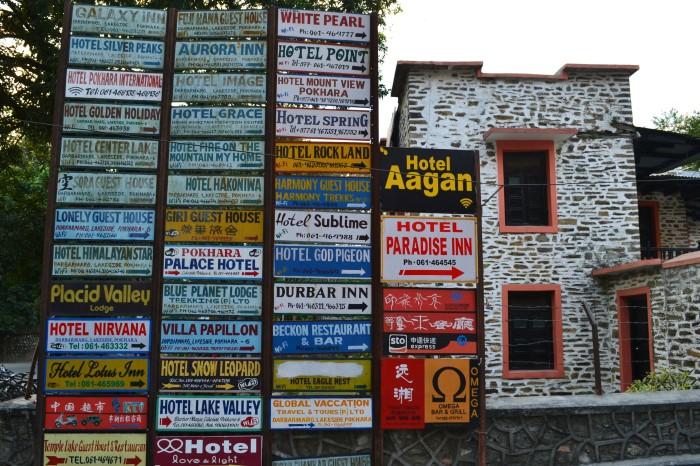 Pokhara alojamiento