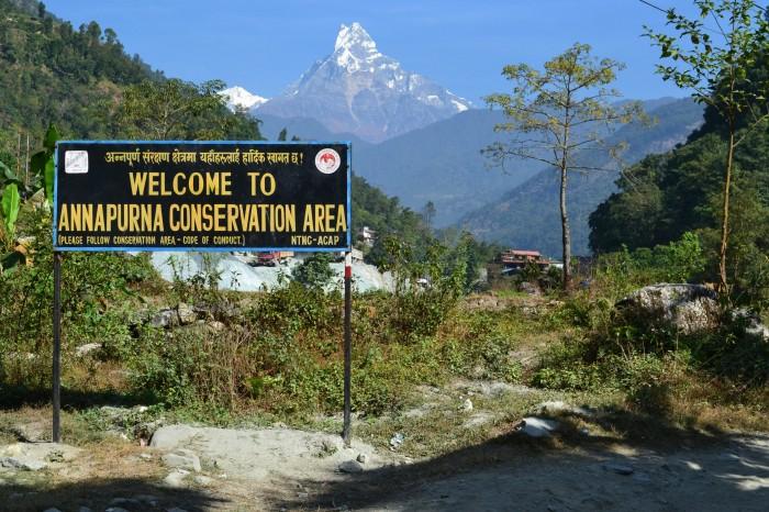 Trekking Annapurna Nepal