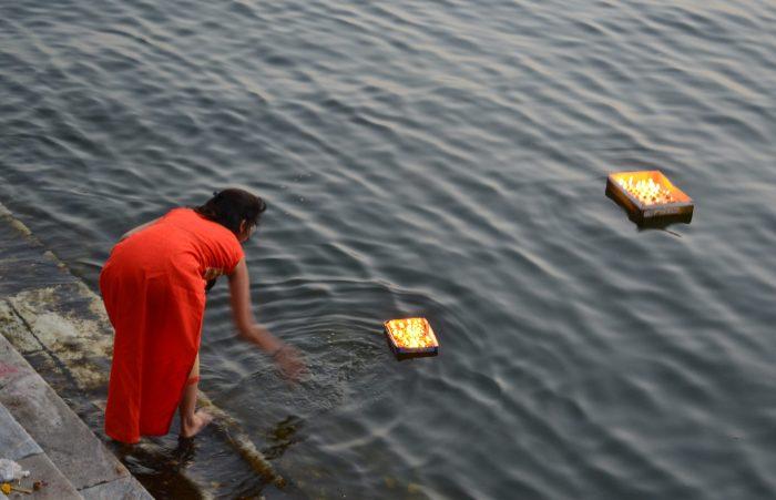 Morir en Varanasi