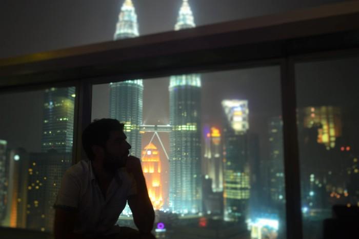 mejor vista torres petronas