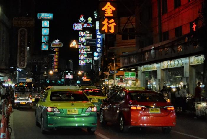 chinatown noche