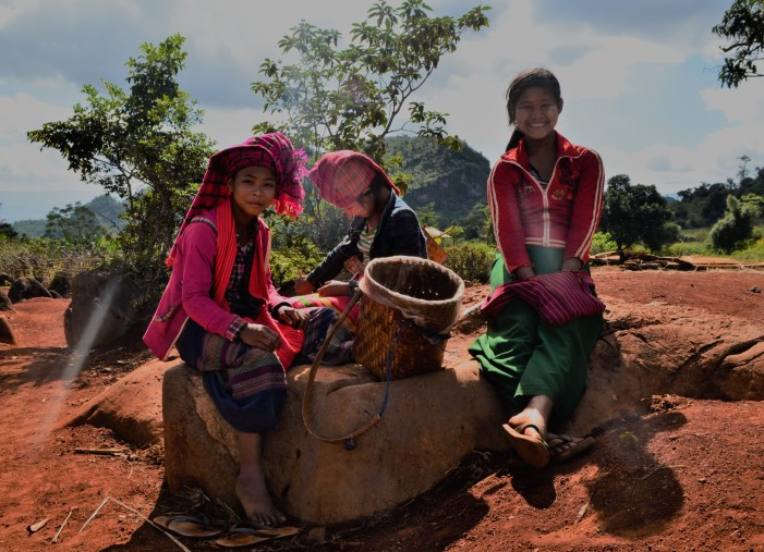 trekking kalaw inle birmania