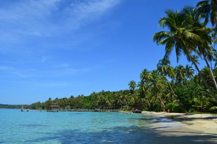 ao noi, la mejor playa de koh kood