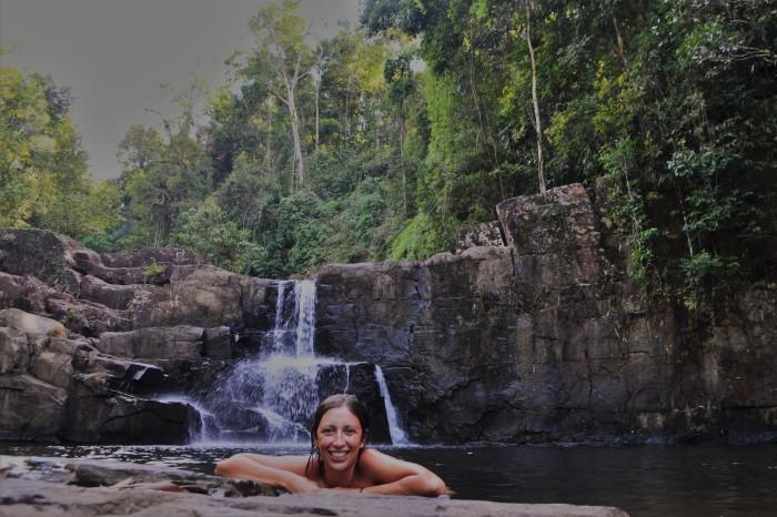 klong chao waterfall koh kood