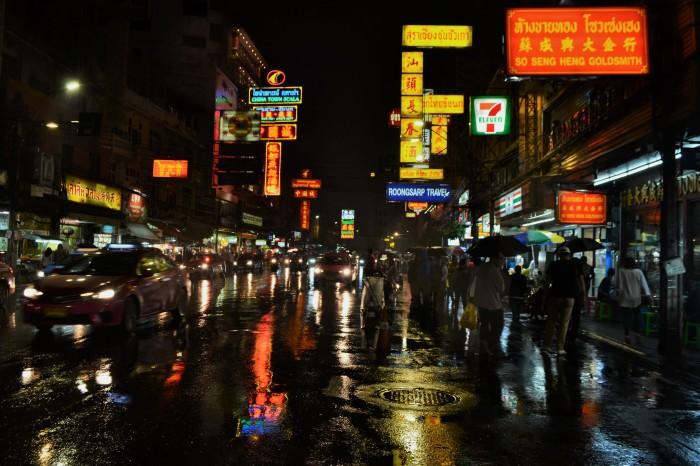 luces chinatown bangkok