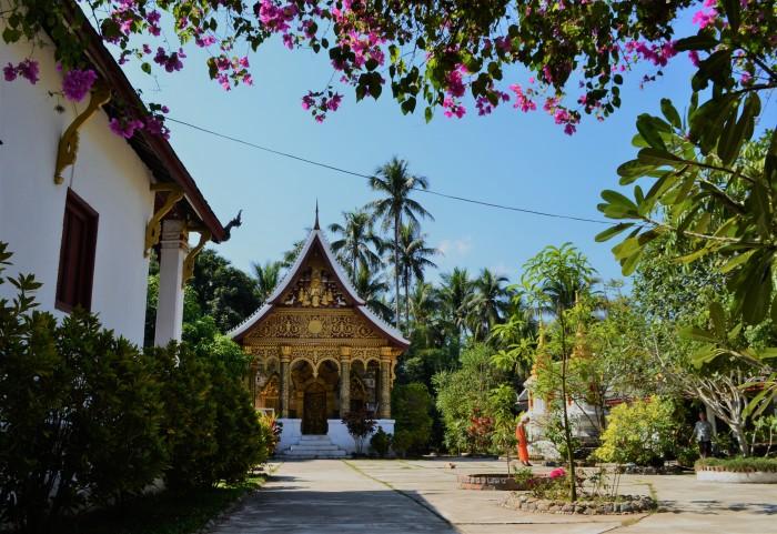 mejor templo luang prabang