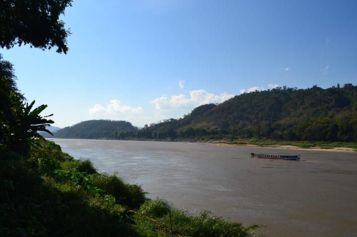 como llegar a Luang Prabang en barco