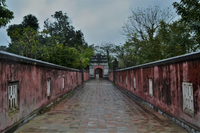 antigua ciudad imperial de Hue