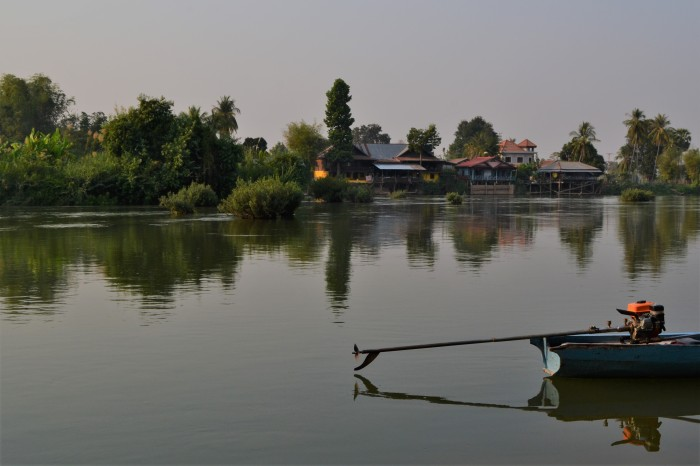 Don Det 4.000 islas de Laos