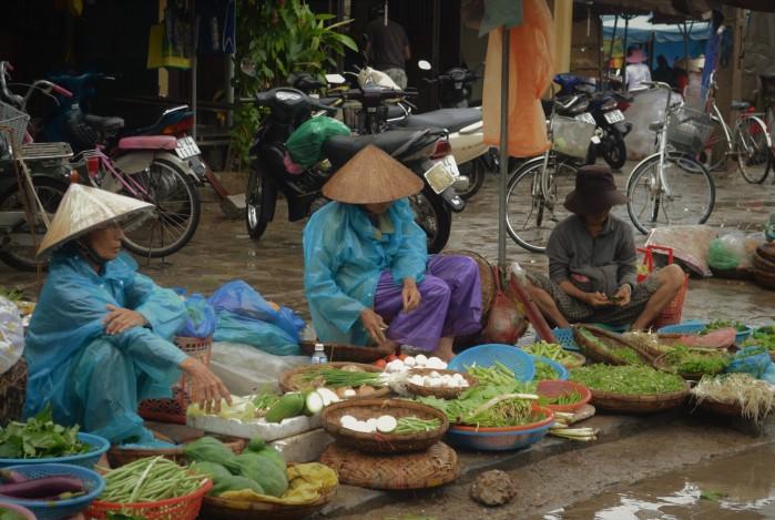 mercado callejero vietnam