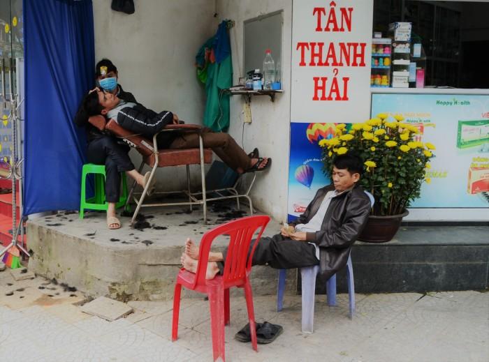 peluquería vietnamita