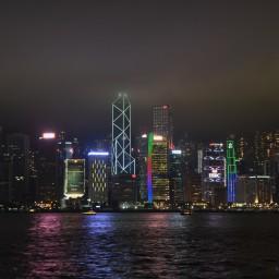 Hong Kong, ciudad de replicantes