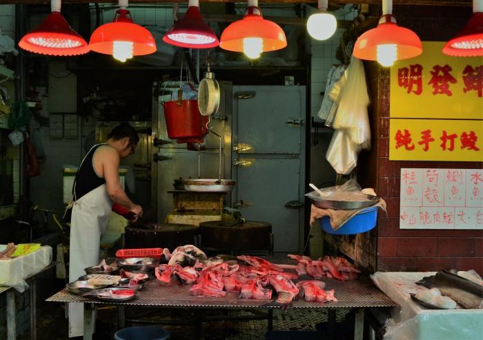 peor carnicería china