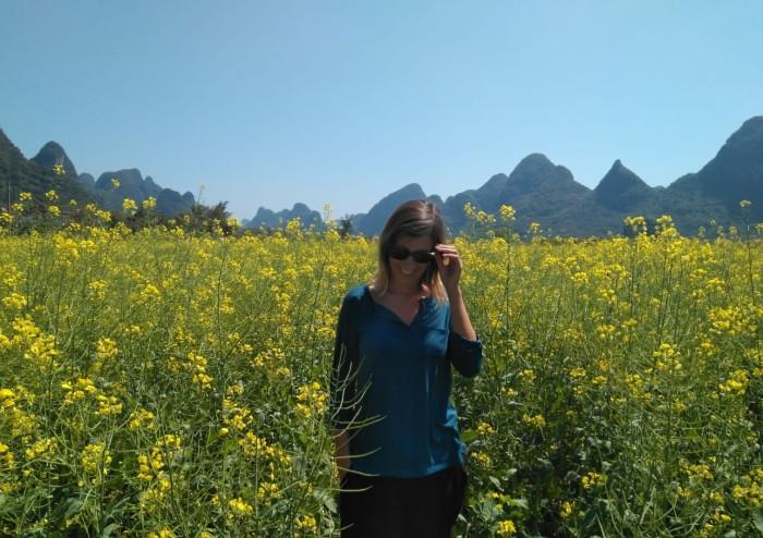montañas Avatar China
