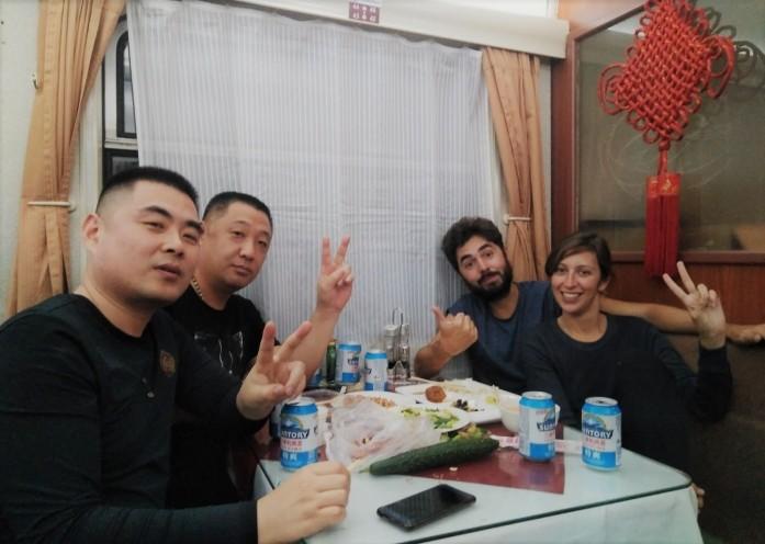 restaurante tren shangai pekin