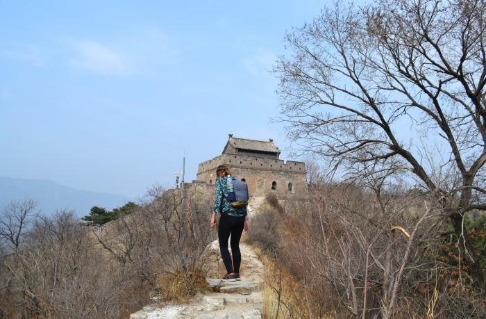 dormir gran muralla china