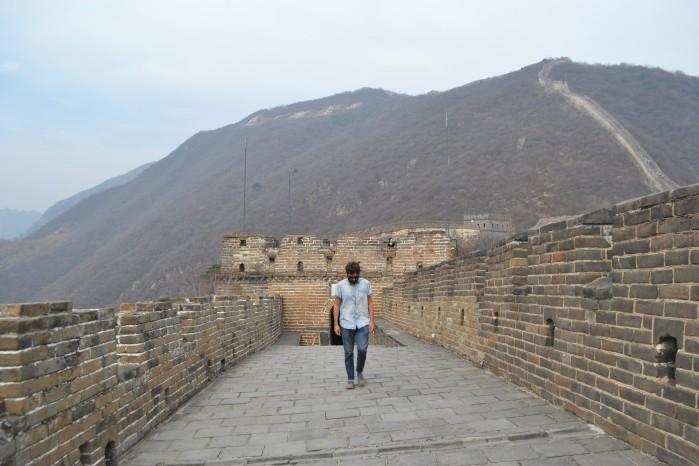 mejor tramo de la gran muralla china