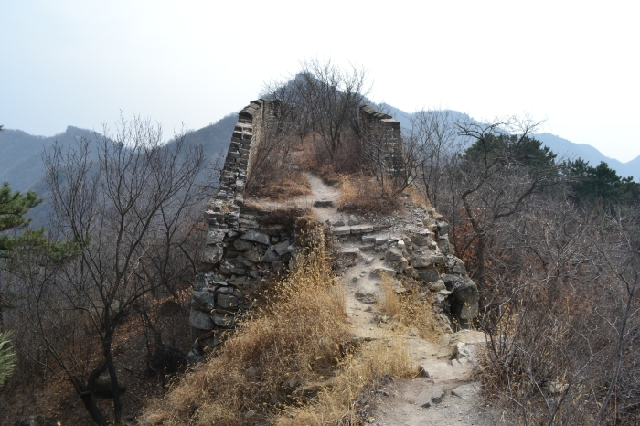 trekking gran muralla china