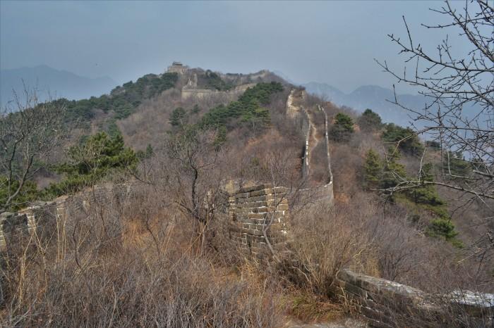 parte original gran muralla china