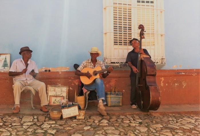 casa música trinidad