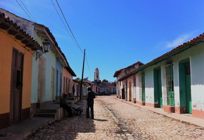 casas trinidad cuba