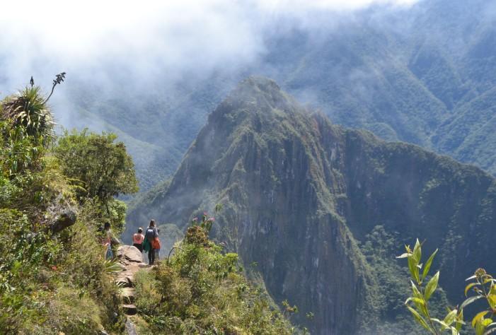 descenso camino inca