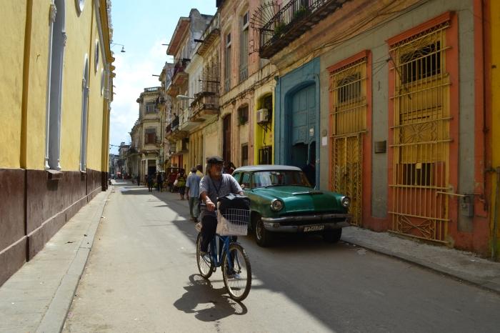 calles habana vieja