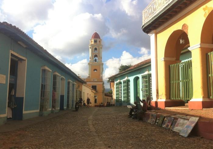 iglesia trinidad cuba