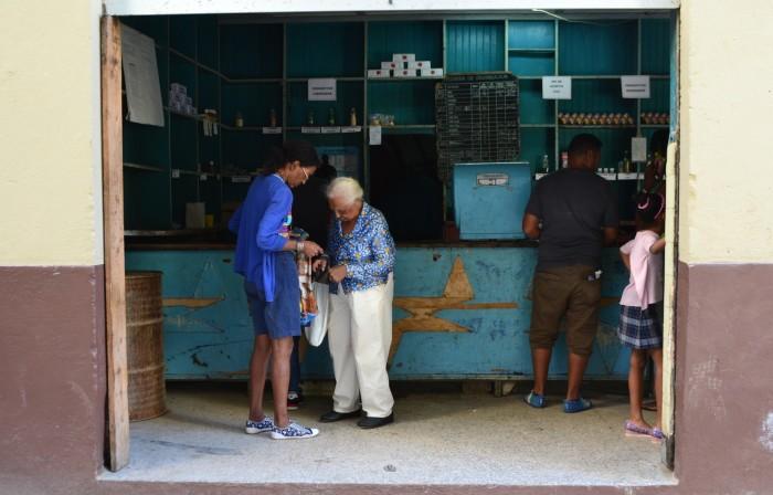 mercado habana vieja
