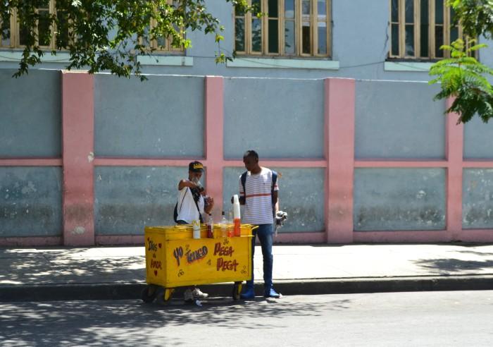 calles santiago cuba