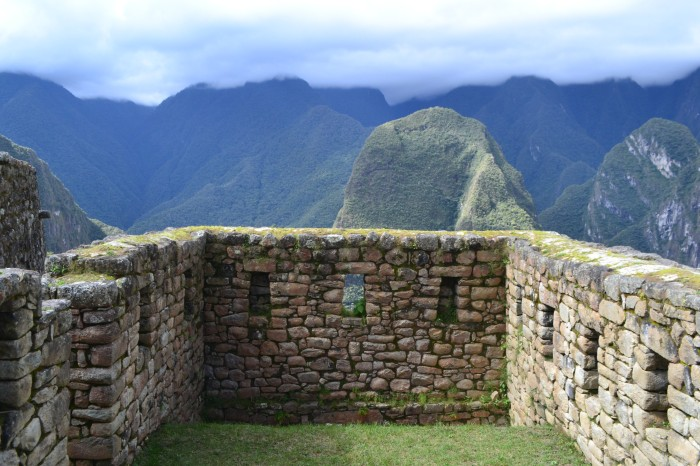 ruinas vistas machu picchu