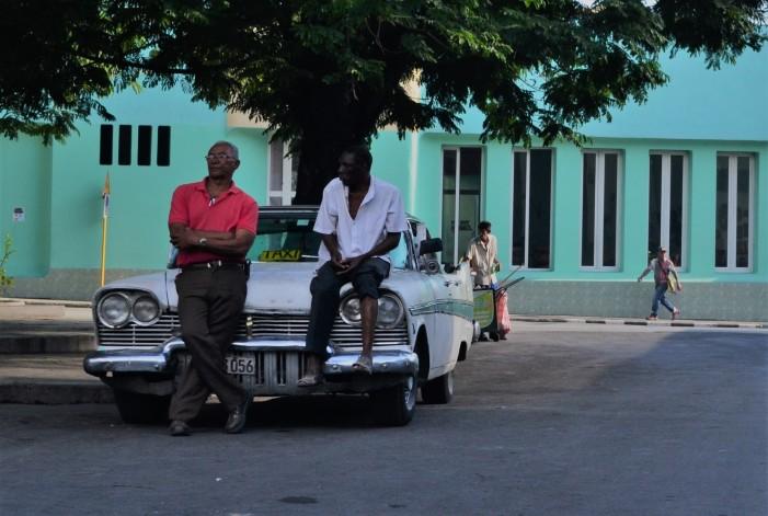 taxi habana perdiendo el norte cuba