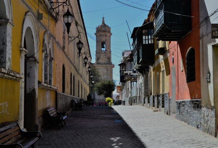 Casco antiguo Potosí