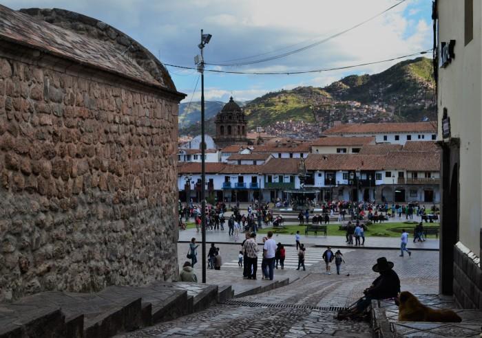 casco histórico cusco