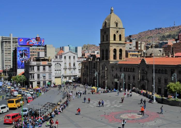 Catedral La Paz