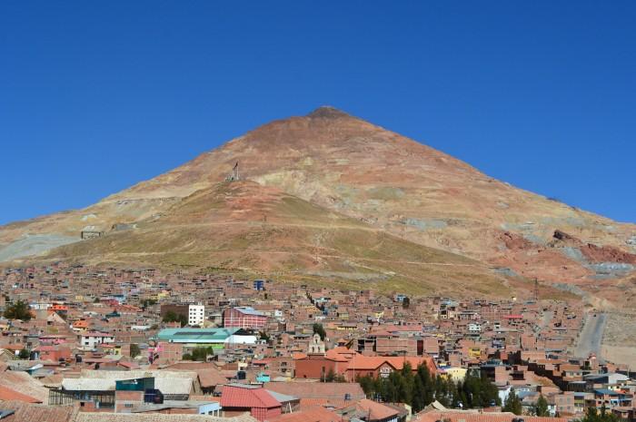 Cerro Rico Potosí