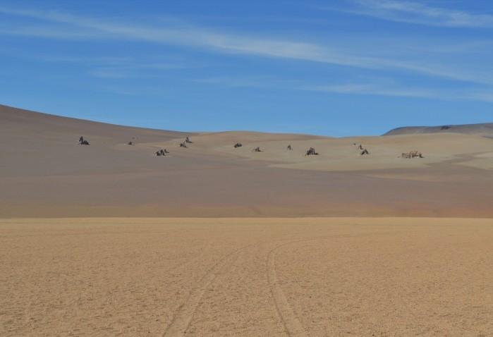 Desierto de Dalí Bolivia