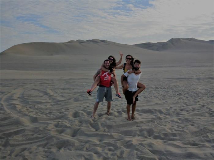diversión dunas huacachina