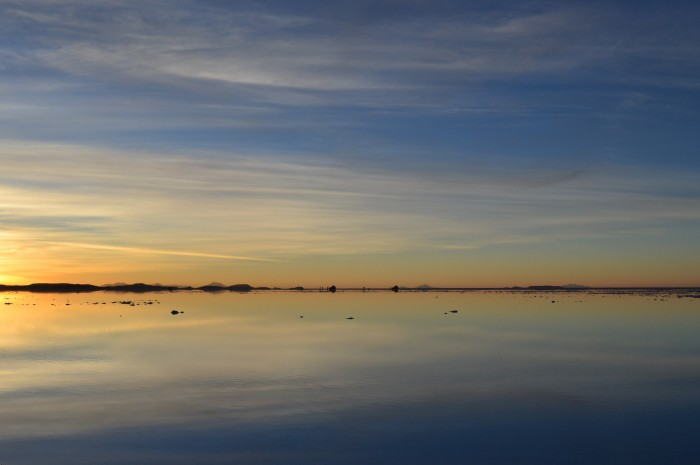 Espectacular Salar de Uyuni
