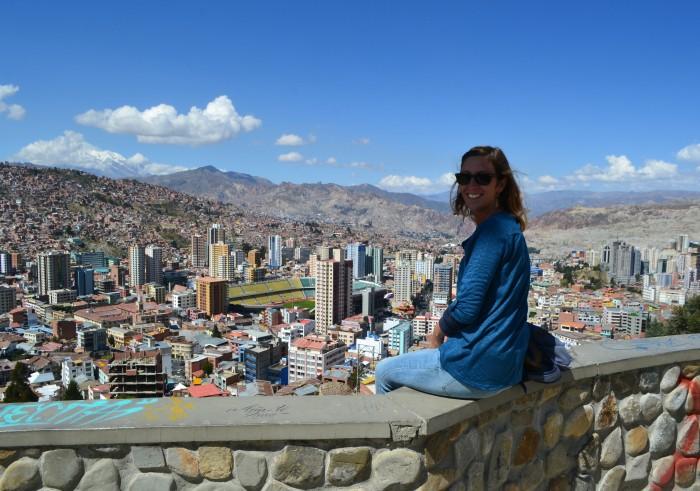 estadio fútbol La Paz