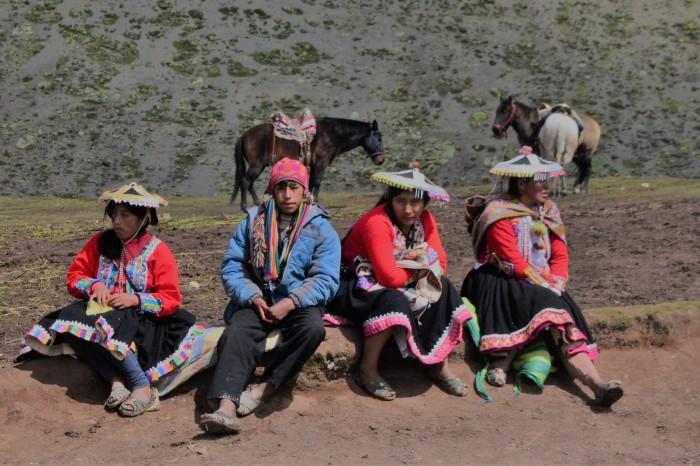 etnia peruana cusco
